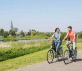 Kampen fietsen IJssel