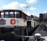 Netherlands Taste of Holland Amsterdam getting ready