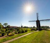 Heusden: fortified town, windmill