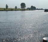 Rivierenland Waal tussen Heusden Gorinchem schepen