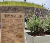 Fort Vuren menukaart terras