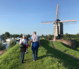 Nederland Rivierenland Windmolen
