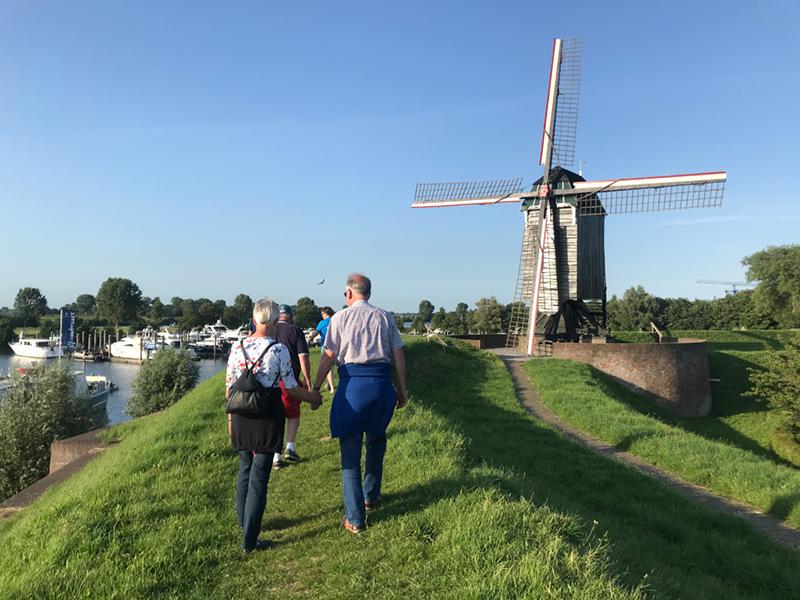 Windmolen in Heusden