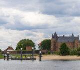 Slot Loevestein aan de Waal