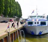 Poseidon in Arnhem docking