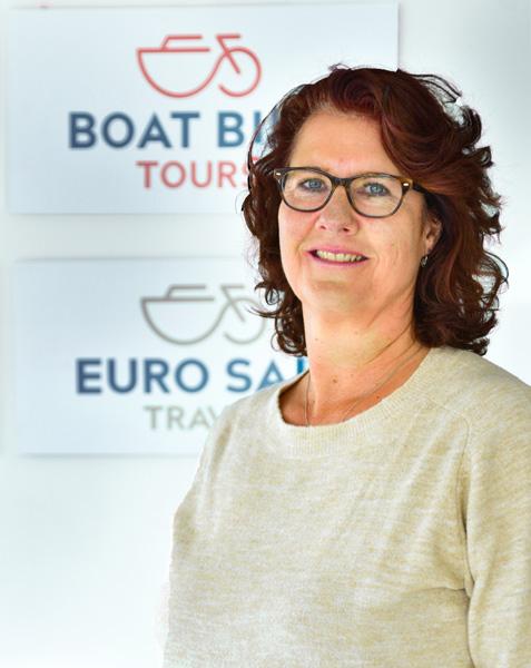 Sandra Baas | Reisadviseur en product management